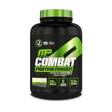 MusclePharm Combat Protein Powder 4lbs Vanilla