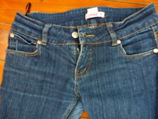 Ladies SUPRE Blue Denim Jeans Low Waist Size XS