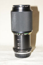 VIVITAR KIRON 70-200mm 1:4.5 MC MANUAL FOCUS ZOOM LENS OLYMPUS OM VG 7910