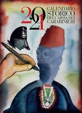 CALENDARIO CARABINIERI 2021 - spedizione immediata - OFFERTA
