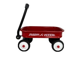 "Vintage Radio Flyer Little Red Mini Wagon 14"""