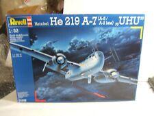 Revell 1/32 German Heinkel He-219 A-7 (A-5 / A-2 late) Uhu Model Airplane Kit