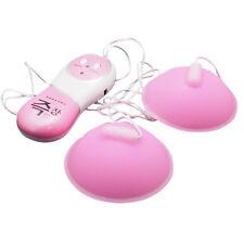 Vibrating Breast Nipple Enlarger Enhancer Massager Vacuum Pump Cup Bust Gift