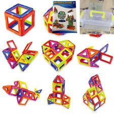 magnetic blocks 90pcs, 3d magnetic building sets, construction magnetic tiles