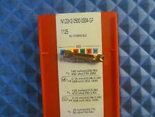 NOS Sandvik N123H2-0500-0004-GF 1125 Lot of 10 inserts