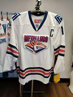MOZYAKIN #10- METALLURG  Lutch Pro Hockey Jersey