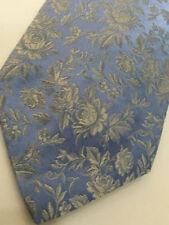 Cravatte e papillon da uomo blu 100% Cotone da Italia