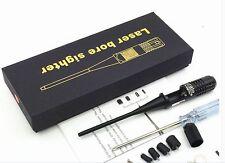 Red Laser NEW BoreSighter for .22 to .50 Caliber Rifles Handgun Dot Bore Sight