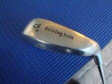 Performer 15* Driving Iron Golf MRH Stiff Flex Steel