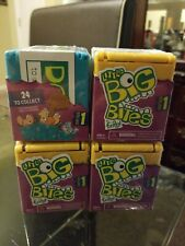 4x Little Big Bites Toy by furReal series 1 Dare to Unbox The Bite Blind Box lot