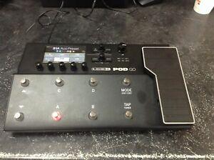 Line 6 POD Go Floorboard Compact Professional Guitar Processor