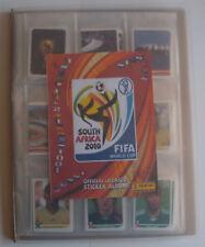 Panini 2010 Copa del Mundo (Sudáfrica) Pegatinas Set Completo