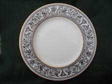 Wedgwood Nero Fiorentino Dessert Plate. DIAMETRO 8 1/8 cm. Nero che fa risalire