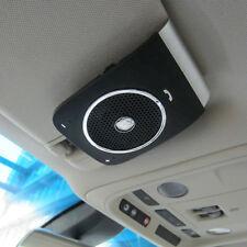 Auto Sun Visor Clip Kit Smart Wireless Bluetooth Handsfree Speaker Phone Talking