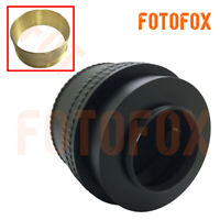 M58 to M42 Adjustable Focusing Helicoid Adapter 25-55mm Macro Extension tube