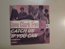 """DAVE CLARK FIVE: Catch Us If You Can- Move On-Norway 7"""" 65 Columbia DB 7625 PSL"""