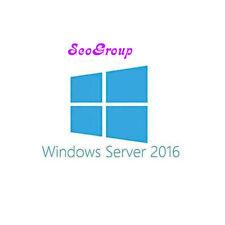 Windows Server 2016 Standard Genuine Retail 64bit