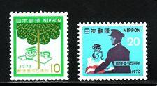 JAPÓN 1973 1085/86  2v.