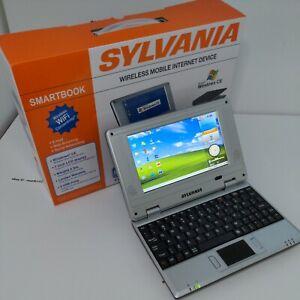SYLVANIA netbook Windows CE Portable  Tested & Working