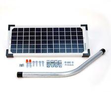 Mighty Mule 10 Watt Solar Panel Electric Gate Opener Accessory Dual System