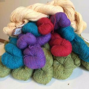 Cascade Yarns Alpaca Lace 100% Baby Alpaca 437 Yards  Select Colors
