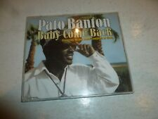 PATO BANTON - Baby Come Back - Deleted 1994 UK 4-track CD single