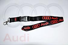 audi lanyard keychain  Q7 Q5 A4 A5 A6 A7 A8 R8 RS5 RS7 S4 S5 S6 S7