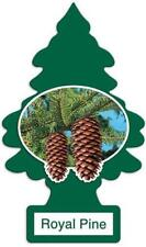 Little Trees Royal Pine Scent Tree Air Freshener- 24 Pack