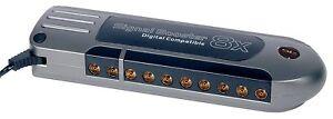 SLX Amplifier 28105RG  Tv/Radio SLX Gold 8 Way 4G/LTE Filter New