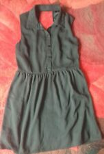 FOREVER 21 BLACK DRESS...SIZE SMALL