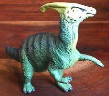 Parasaurolophus DINOSAURO dalla Carnegie Safari Ltd. 1988 spedizione Regno Unito in buonissima condizione.
