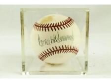 Donald Trump Signed Baseball Lot 485