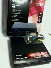 TEAC DVD Player with USB Multimedia Playback DV2188, New, Opened - NO REMOTE