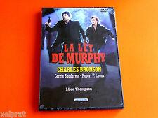LA LEY DE MURPHY Charles Bronson / J. Lee Thompson - English Español -Precintada