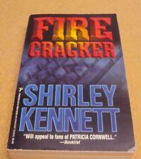 FIRE CRACKER BY SHIRLEY KENNETT Pinnacle Paperback 1997