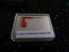 Telefunken A 25/2  Abtastnadel Stylus  Nachbau Replica