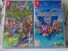 Collection of Mana + Trials of Mana -NEUF-