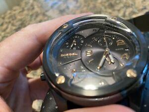 Diesel Men's Boltdown Black Dial Watch - DZ7428