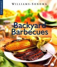 Williams-Sonoma Backyard Barbecue Lifestyles Vol 11, No 20 Schulz