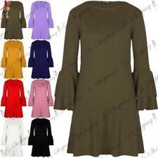 Polyester Stretch Women's Shift Dresses