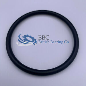 Metric Nitrile Rubber O Rings 3mm Cross Section 34mm - 50mm ID - UK SUPPLIER