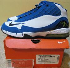 Nike Air Griffey Max 1 Swingman Remix Shoes White Royal Blue Black Volt 2 Men 10