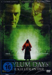 Asylum Days - Der Killer in dir - neu & ovp