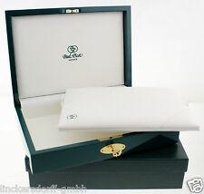 ORIGINAL PAUL PICOT LACK BOX mit ÜBERKARTON und SCHLÜSSEL - für Armbanduhren