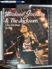 Michael Jackson & The Jacksons Live On Tour In 1984 Book, lots of pictures, e4