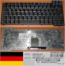 Teclado Qwertz Alemán HP NC8230 NC8400 NC8200 K051926V1 407218-041 416416-041