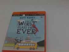 The Worst Class Trip Ever by Dave Barry Audiobook MP3 CD Unabridged Ages 8+