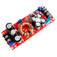 New 1200W DC Boost Converter 20A Car Step-up Power Supply Module 8-60V to 12-83V
