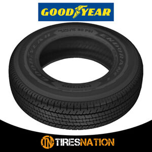 (1) New Goodyear Endurance 225/75R15 117N Truck Trailer All Season Tires
