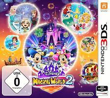 Disney Magical World 2 (Nintendo 3DS, 2016)